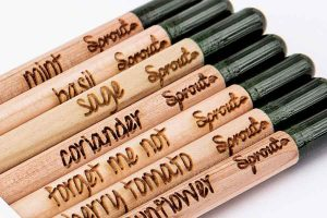 Custom Printed Sprout Pencil