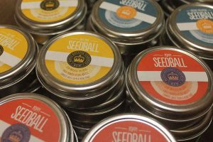National Trust Promotional Seeds - Seedball