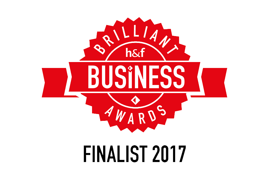 Buddy Burst - Finalist 2017 Brilliant Business Awards