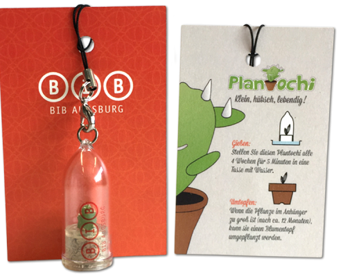 Cactus Keyring - Eco-friendly Promotional Keyring