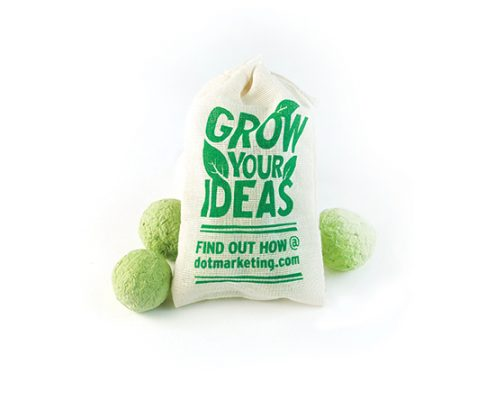 Promotional Seeds - Seed Bombs