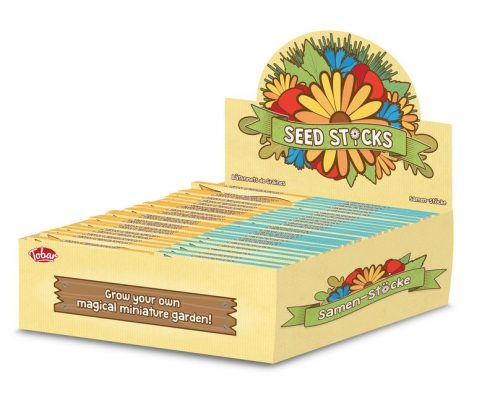 Seedsticks - Matchbook Garden - Eco-friendly
