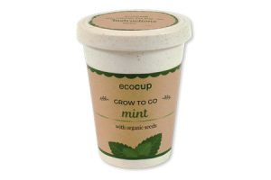 Eco Cup - Promotional Seed Kit - Plantable Pot with Seeded Paper