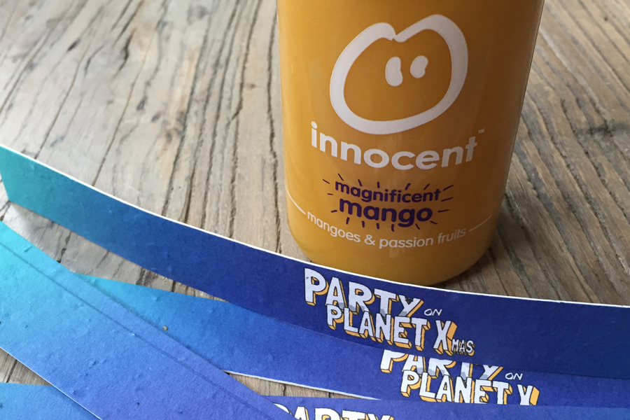 Buddy Burst Testimonials - Innocent Drinks