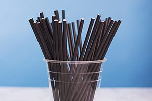 Custom-printed Biodegradable Straws