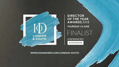 Finalist - Director of the Year Awards