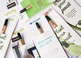 Sprout Pencils - Eco friendly pencils that you can plant after use