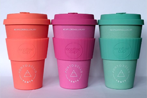 Custom Printed ECoffee Cups