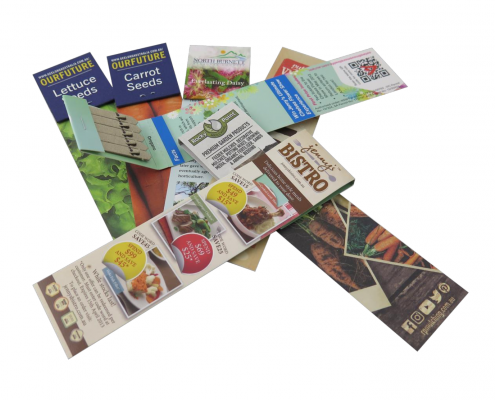 Promotional Seeds - Seedsticks