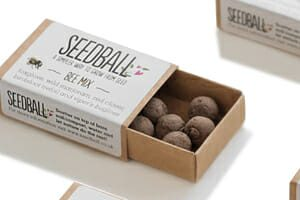 Promotional Matchboxes - Seedballs