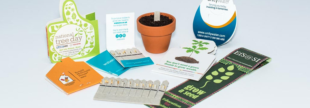 Promotional Seed Products from Buddy Burst