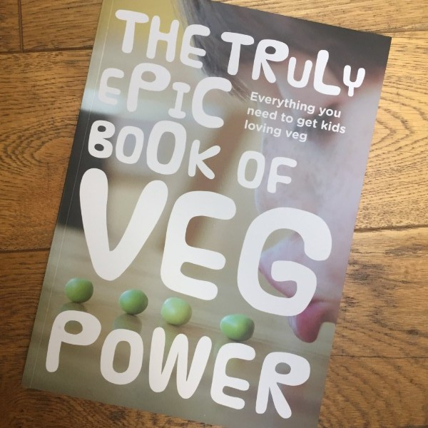 the truly epic book of veg power uk