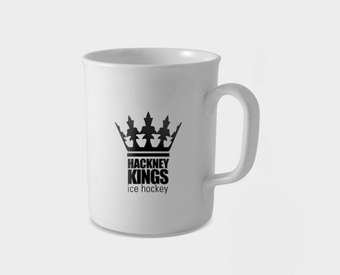 Recycled Promotional Mugs - White