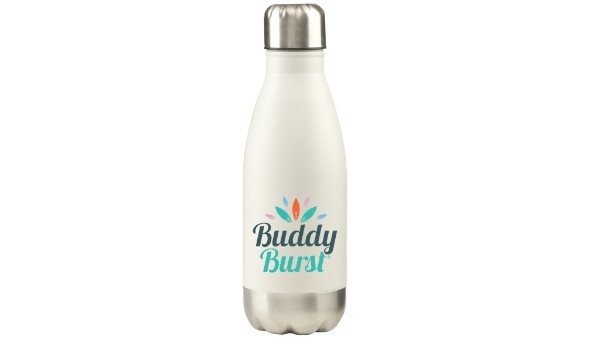 buddy burst water bottles