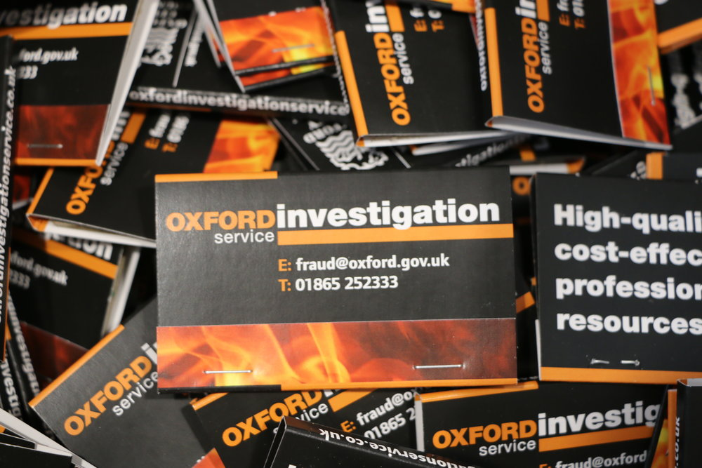Oxford Investigation Services Seedsticks