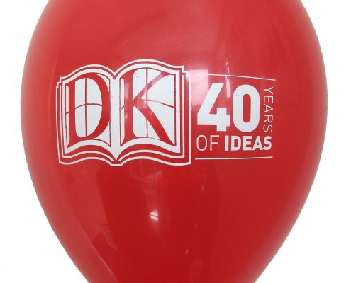 Biodegradable Promotional Balloon - DK 40