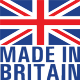 Union Jack - Made In Britain Logo