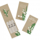 Branded Seedsticks - Small Pack wiith 3 Seedsticks