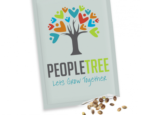 Promotional Seed Packet - Large