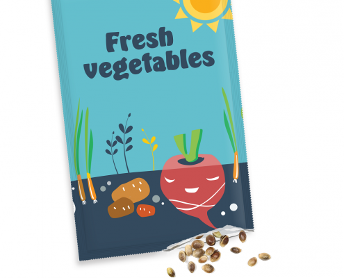 Promotional Seed Packet - Medium