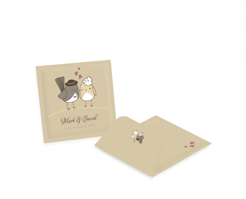 Small Seed Envelope-Kraft-Paper
