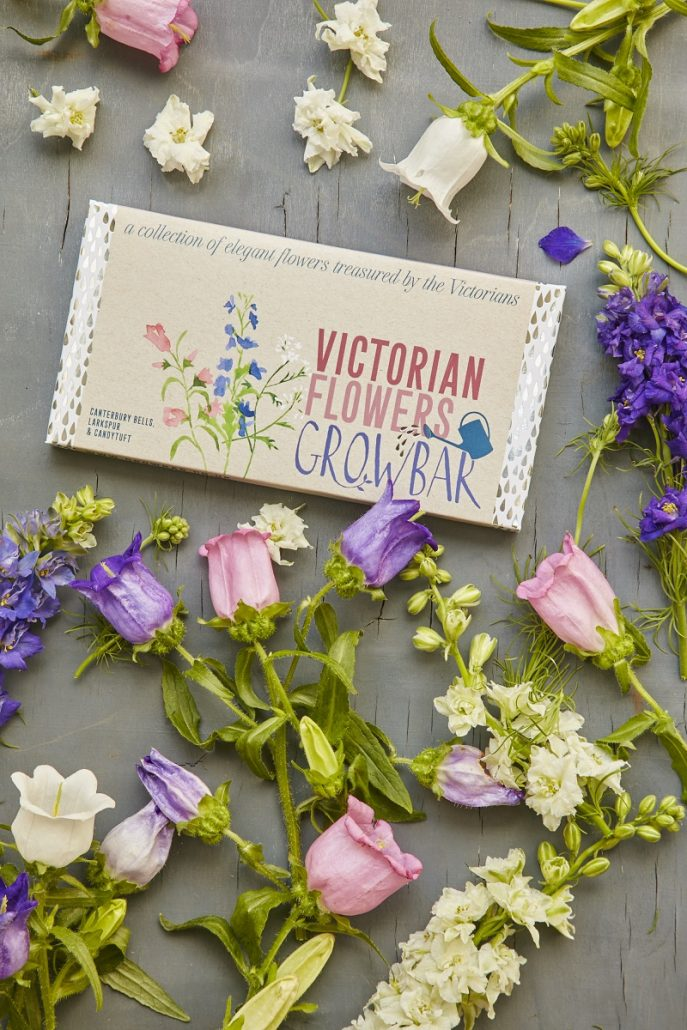 Growbar - Victorian Flowers - Valentine's Giveaway