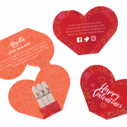 Heart Seedsticks Giveaway for Valentine's Day