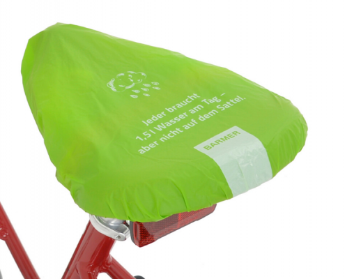 Biodegradable Bicycle Cover - Green