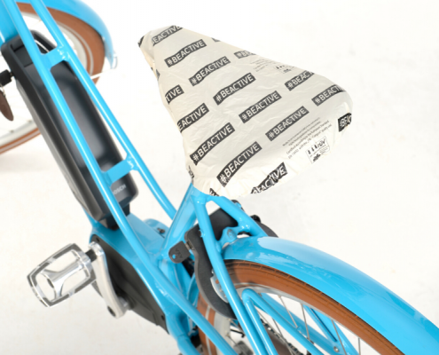 Biodegradable Bicycle Cover - All Over Print