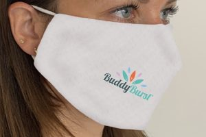 Reusable Face Masks for Business - Custom Printed