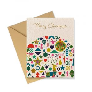 Corporate Christmas Cards- Plantable Seed Paper Cards